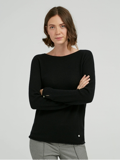 Image sur Pullover maille basic