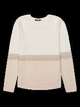 Image sur Pullover bloc de couleurs