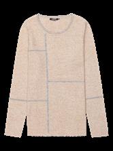 Bild von Pullover mit Muster EVA