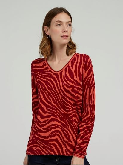 Image sur Pullover imprimé HENNY