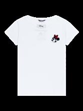Bild von T-Shirt mit Applikation