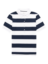 Image sur Polo à rayures