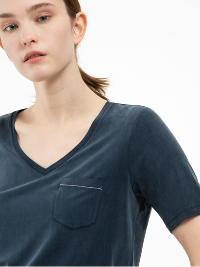 Image sur Shirt avec poche poitrine