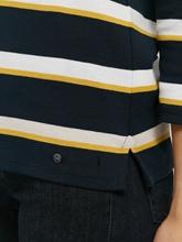 Bild von Langarmshirt mit Streifen CLARA