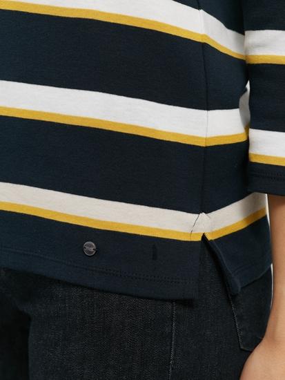 Image sur Shirt manches longues à rayures CLARA