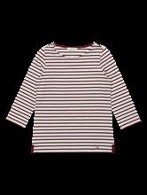 Image sur Shirt manches longues avec lurex et rayures COLLETTA