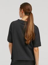 Bild von Sweatshirt mit Print und Pailetten