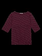 Bild von T-Shirt mit Print und Gummibund