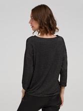 Image sur Shirt avec lurex