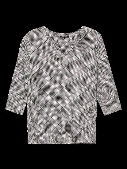 Image sur Shirt à carreaux
