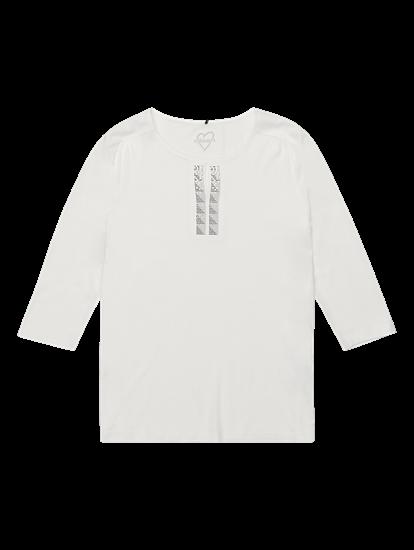 Bild von Shirt mit Strasssteinen