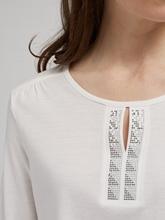 Image sur Shirt et pierres de strass