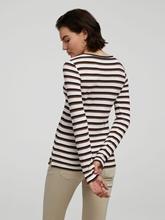 Bild von Shirt mit Streifen CARINA