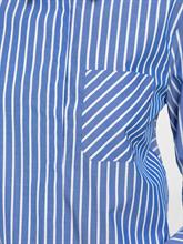 Bild von Oversized Bluse mit Streifen
