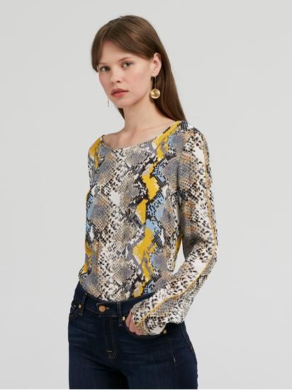 Image sur Shirt manches longues imprimé VALDA