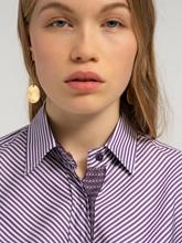 Bild von Hemdbluse mit Streifen
