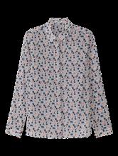 Image sur Chemisier avec imprimé floral