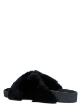 Image sur Mules en fourrure