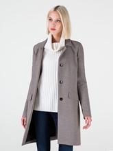 Image sur Manteau motif pied-de-poule