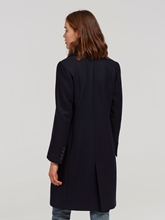 Bild von Mantel aus Wolle