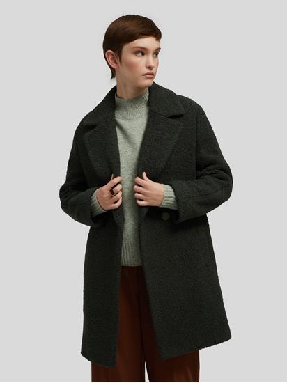 Bild von Boucle Double Breasted Coat
