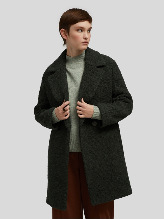 Image sur Boucle Double Breasted Coat