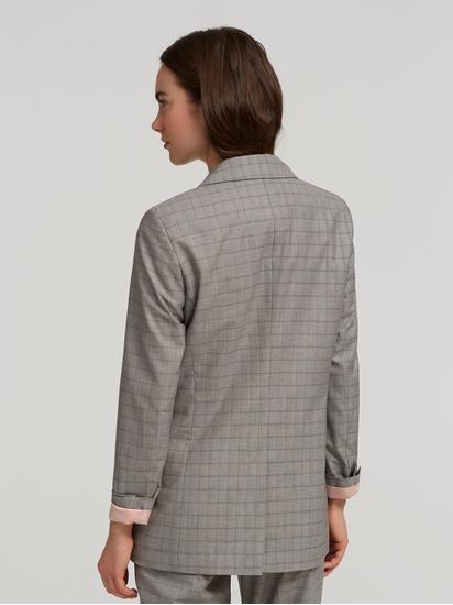 Bild von Business Blazer mit Karo-Muster