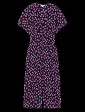 Bild von Overall mit Blumen-Print