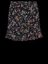 Image sur Jupe imprimé floral et volants