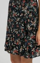 Bild von Jupe mit Blumen Print und Volants