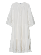 Bild von Kleid mit Stickereien