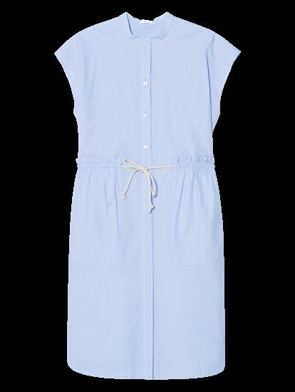 Image sur Robe chemise avec cordon de serrage IZABELLA
