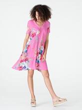 Image sur Robe imprimé fleurs