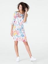 Bild von Kleid mit Paisley-Print