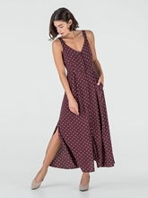 Bild von Kleid mit Punkten