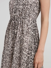 Image sur Robe avec imprimé léopard CLARI KARA