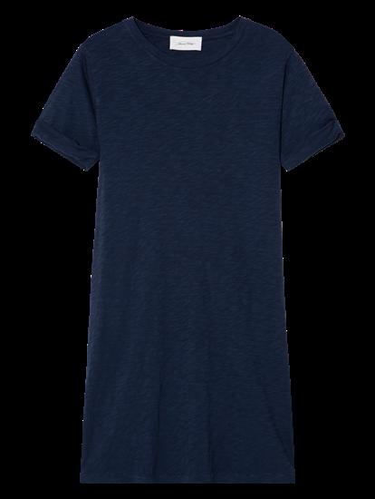 Image sur Robe jersey fil flammé