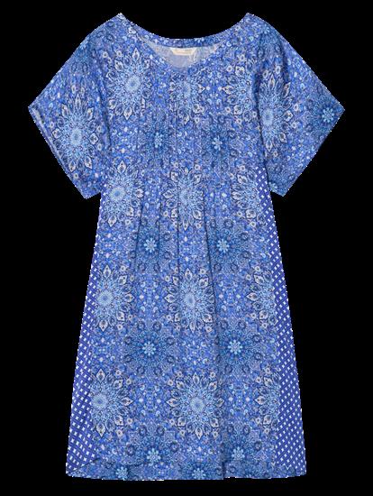 Image sur Robe style Patchwork avec motifs