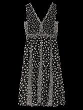 Bild von Kleid mit Blumen-Print MACELLA