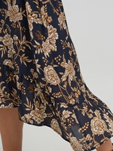 Bild von Kleid mit Blumen-Kleid