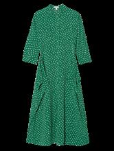 Image sur Robe à pois style portefeuille