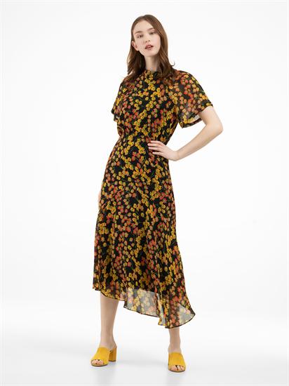 Image sur Robe imprimé floral