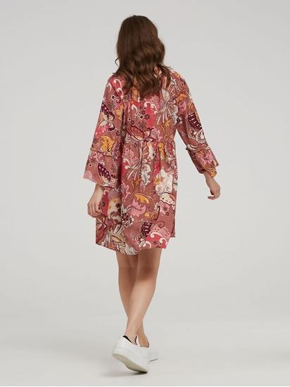 Image sur Robe tunique imprimée