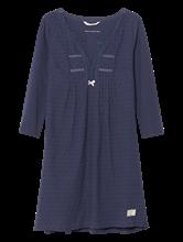 Bild von Kleid mit Biesen und Struktur