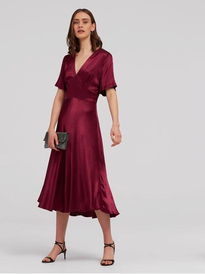 Image sur Kleid aus Satin