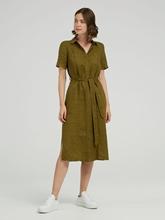 Bild von Kleid aus Leinen
