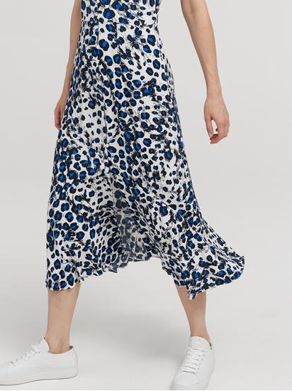 Image sur Robe avec imprimé léopard