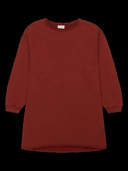 Image sur Robe en sweatshirt oversize