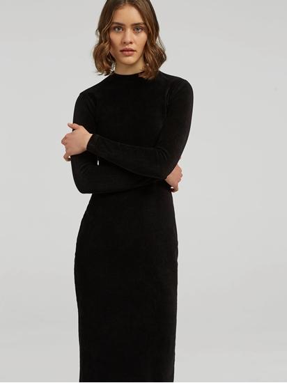 Bild von Jersey Kleid aus Cord