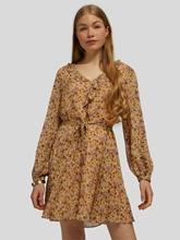 Image sur Robe crêpe imprimé floral